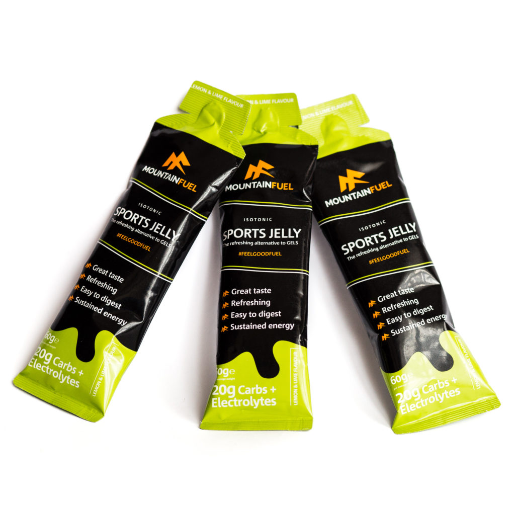 Lemon and Lime Sports Jelly